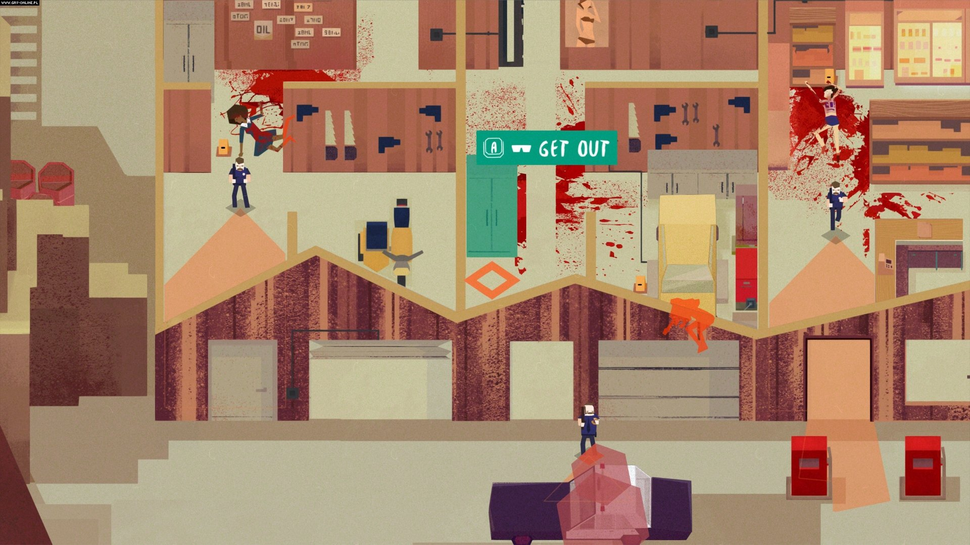 Serial Cleaner PC, PS4, XONE, Switch Gry Screen 1/28, iFun4all / Draw Distance, Curve Digital