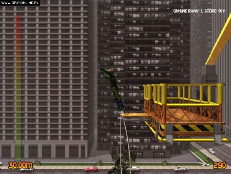 Symulator skoków bungee PC Gry Screen 7/7, UIG Entertainment