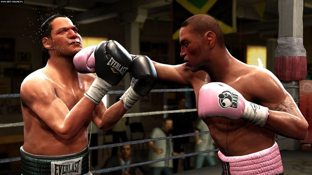 Fight Night Round 4 PS3 Gry Screen 61/164, EA Sports, Electronic Arts Inc.