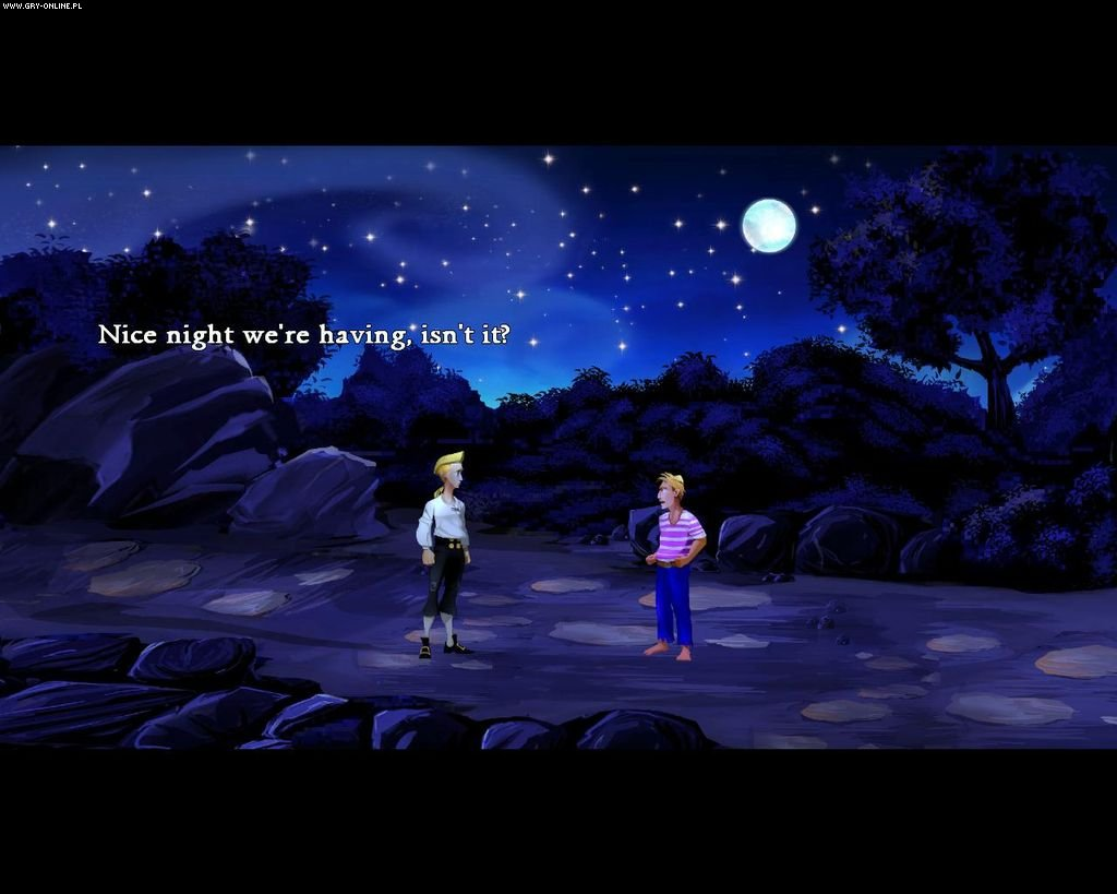 The Secret of Monkey Island: Special Edition PC Gry Screen 6/48, LucasArts