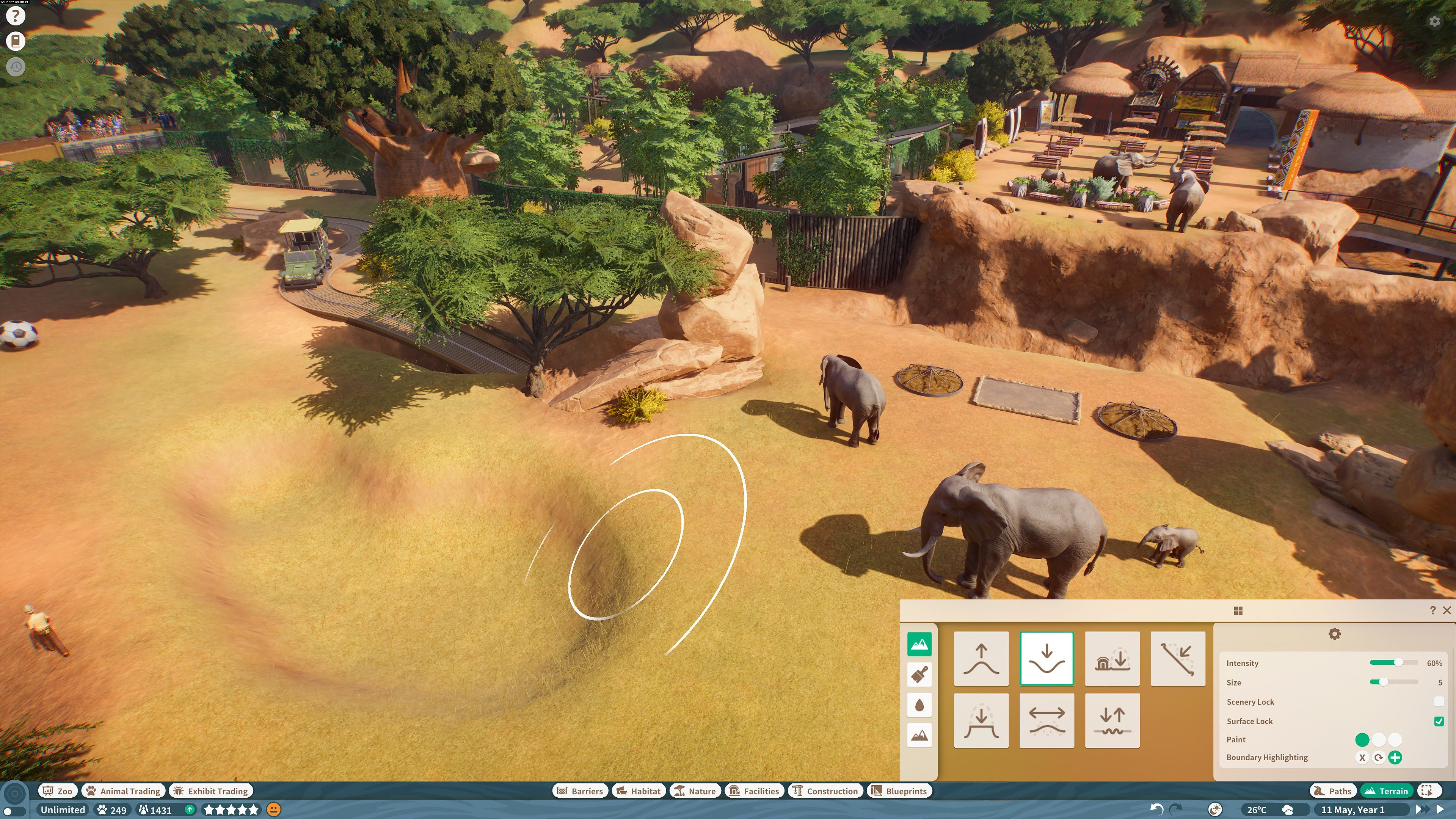 Planet Zoo PC Gry Screen 2/40, Frontier Developments