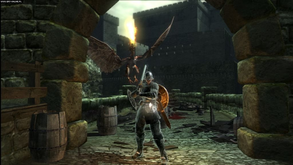 Demon's Souls PS3 Gry Screen 4/74, FromSoftware, Atlus