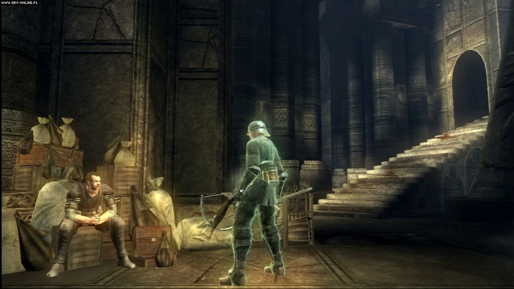 Demon's Souls PS3 Gry Screen 3/74, FromSoftware, Atlus
