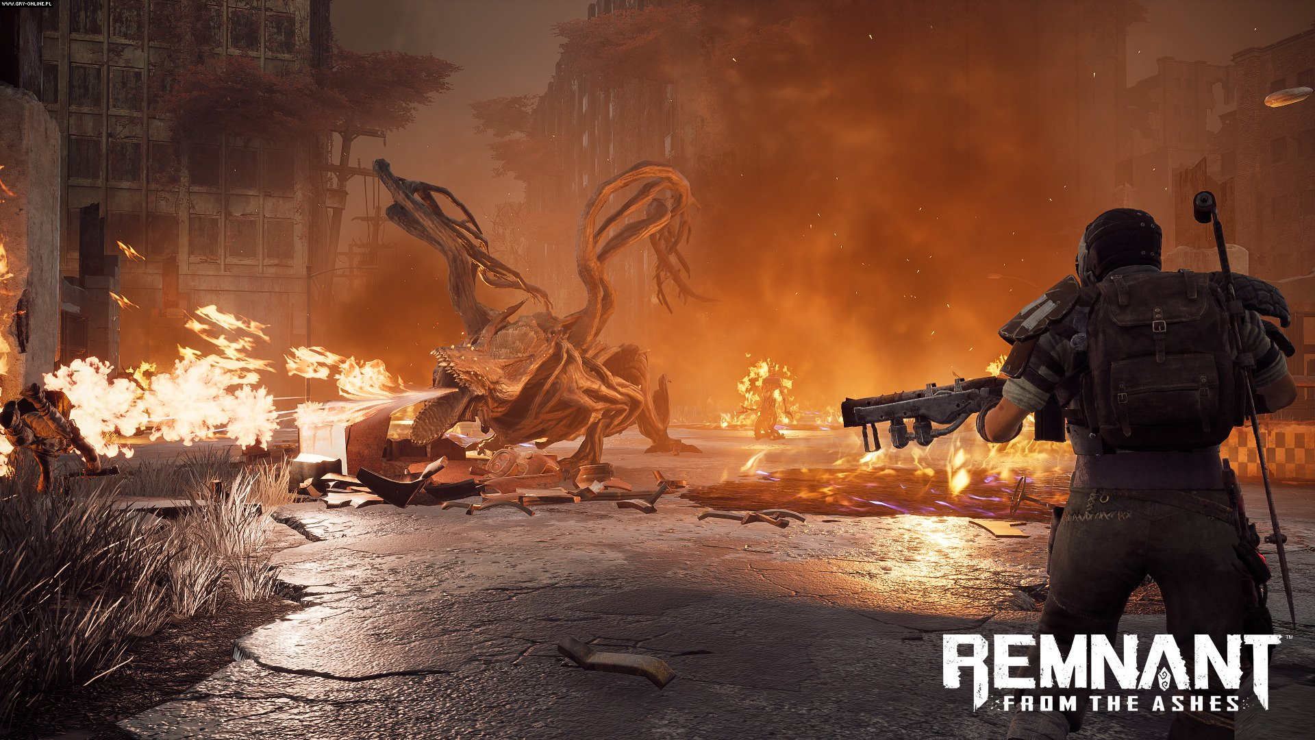 Remnant: From the Ashes PC, PS4, XONE Gry Screen 8/21, Gunfire Games, Perfect World Entertainment