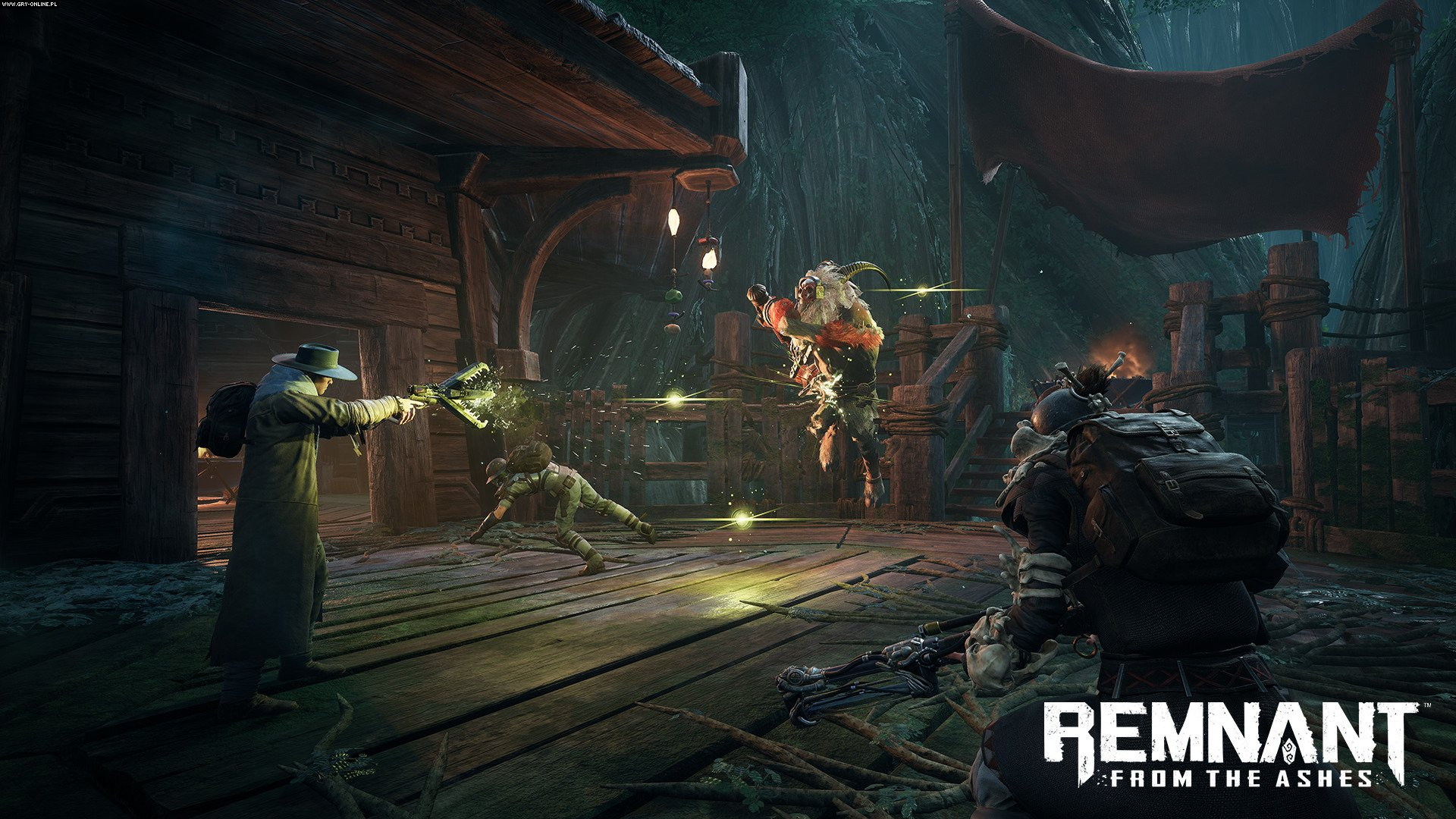 Remnant: From the Ashes PC, PS4, XONE Gry Screen 2/21, Gunfire Games, Perfect World Entertainment