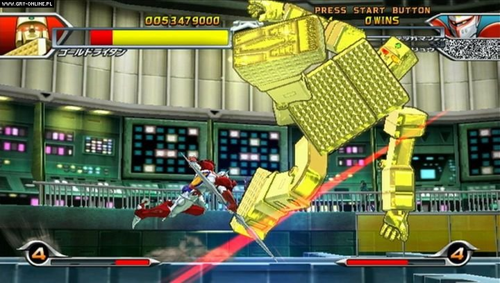 Tatsunoko vs. Capcom: Ultimate All Stars Wii Gry Screen 99/104, Eighting, Capcom