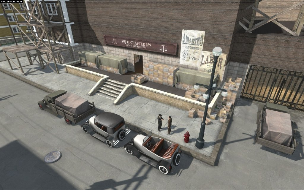 Omerta: Miasto Gangsterów PC Gry Screen 53/57, Haemimont Games, Kalypso Media