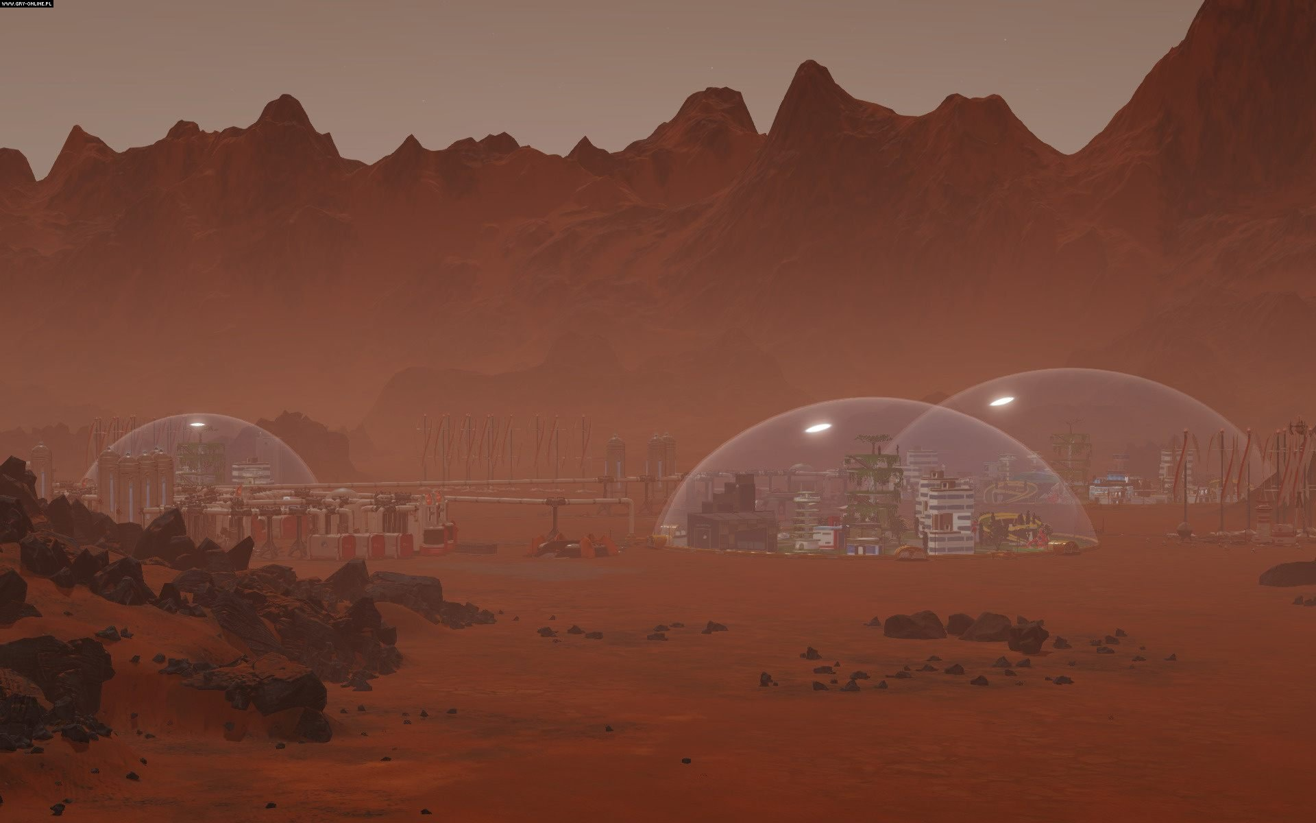 Surviving Mars PC, PS4, XONE Gry Screen 2/30, Haemimont Games, Paradox Interactive