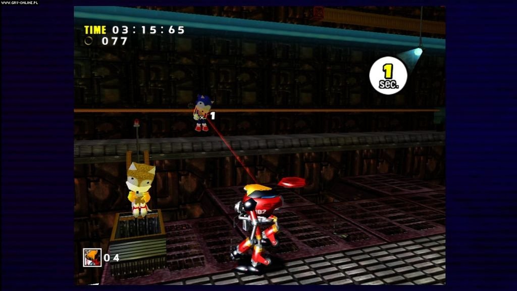Sonic Adventure X360 Gry Screen 4/8, Sonic Team, SEGA