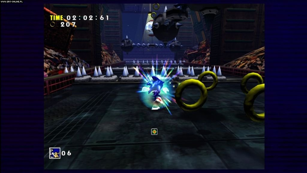 Sonic Adventure X360 Gry Screen 3/8, Sonic Team, SEGA