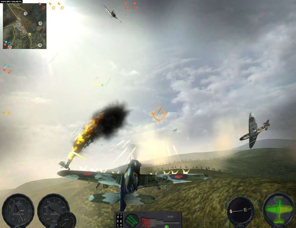 Dogfight 1942 Wii Gry Screen 102/104, CI Games / City Interactive