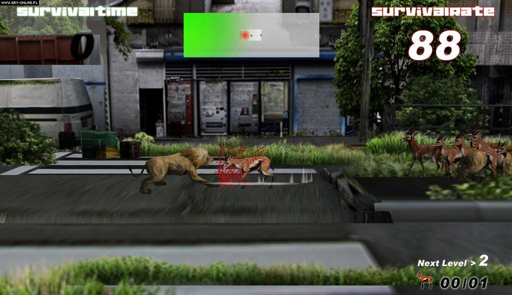Tokyo Jungle PS3 Gry Screen 2/28, Sony Interactive Entertainment