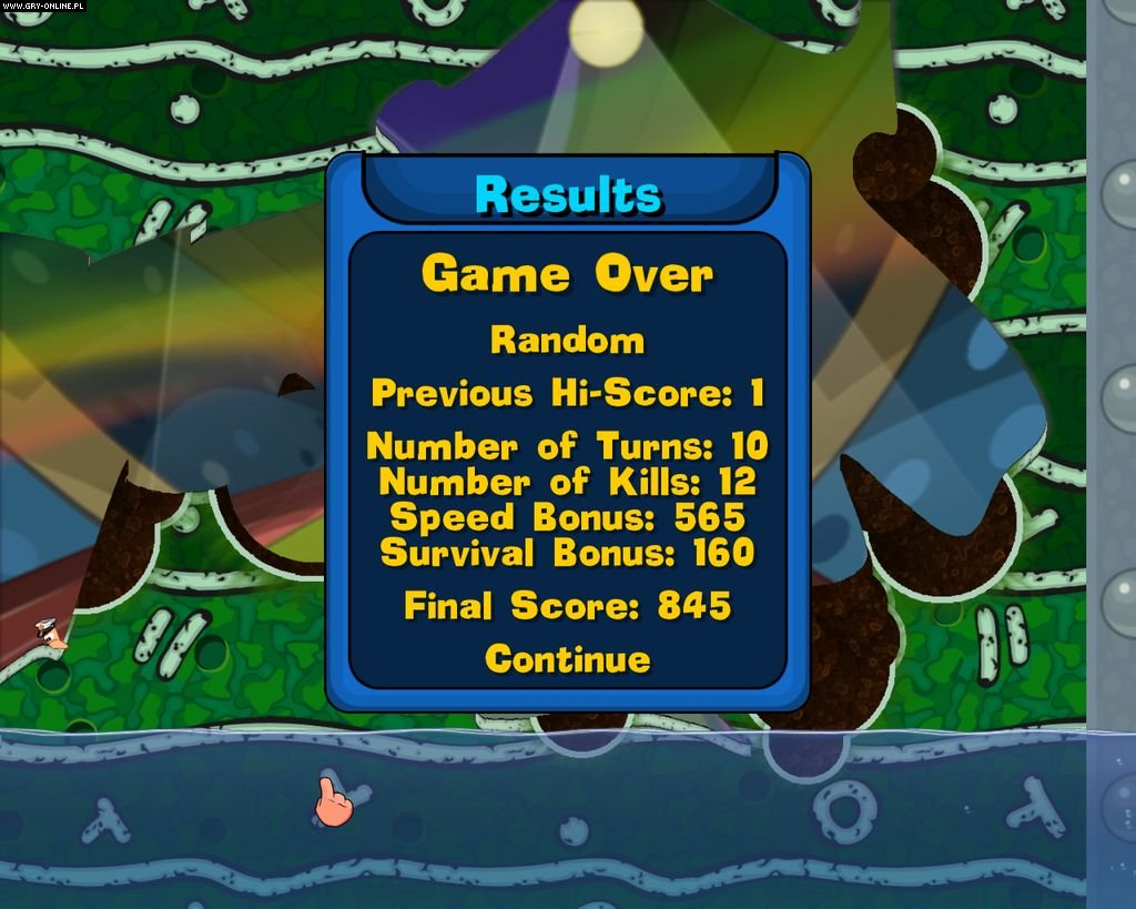 Worms 2: Armageddon PC Gry Screen 69/98, Team 17