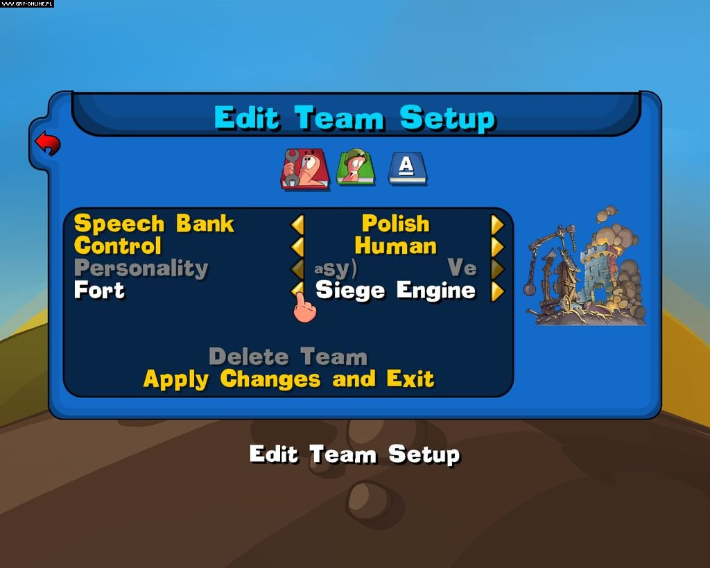 Worms 2: Armageddon PC Gry Screen 68/98, Team 17