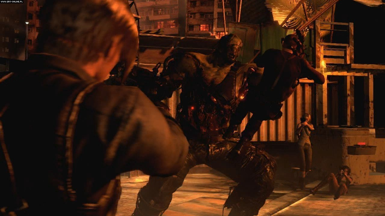Resident Evil 6 PC, X360, PS3 Gry Screen 196/237, Capcom