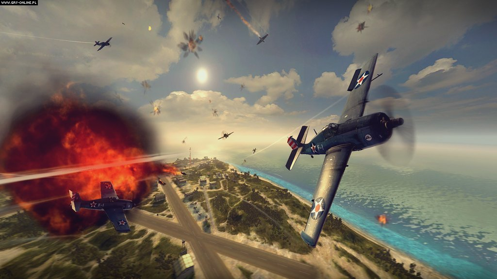 Dogfight 1942 PC, X360, PS3 Gry Screen 41/104, CI Games / City Interactive