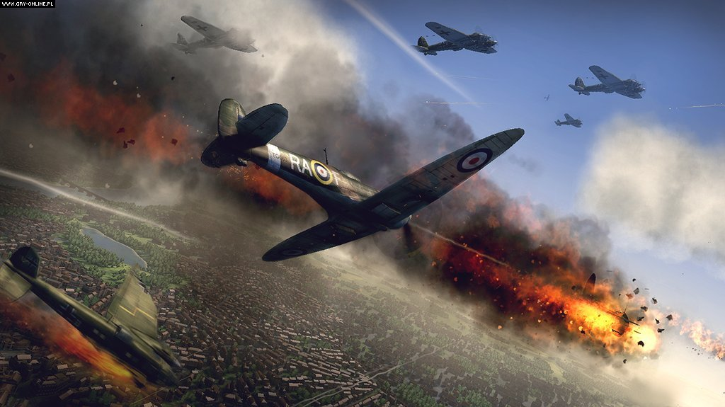 Dogfight 1942 PC, X360, PS3 Gry Screen 32/104, CI Games / City Interactive