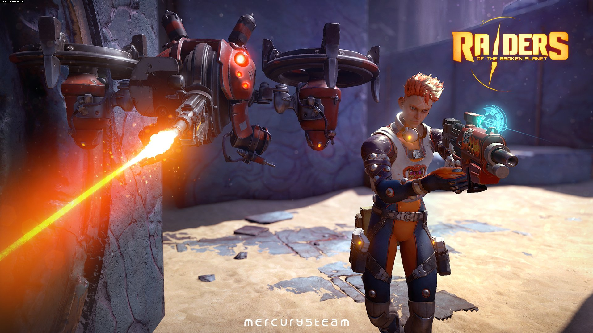 Spacelords PC, PS4, XONE Gry Screen 31/69, Mercury Steam Entertainment, MercurySteam