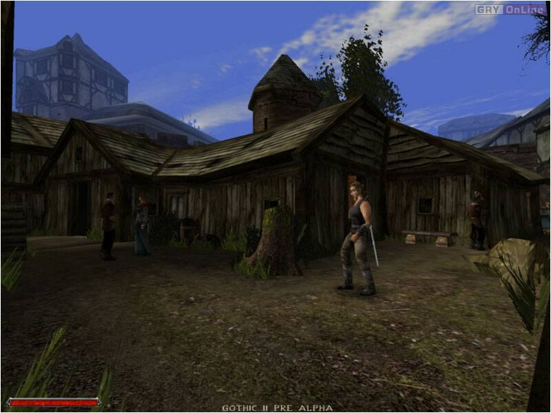 Gothic II PC Gry Screen 16/29, Piranha Bytes, JoWooD Entertainment AG