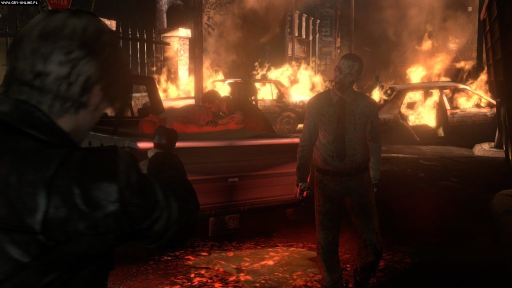 Resident Evil 6 PC, X360, PS3, Switch Gry Screen 120/237, Capcom