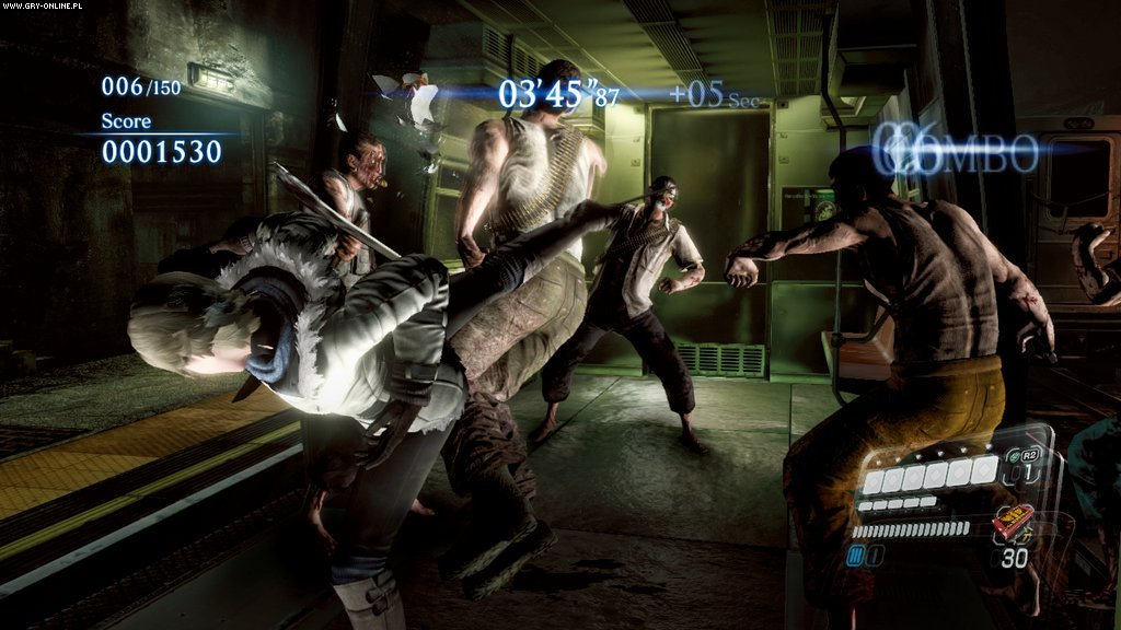 Resident Evil 6 PC, X360, PS3, Switch Gry Screen 107/237, Capcom
