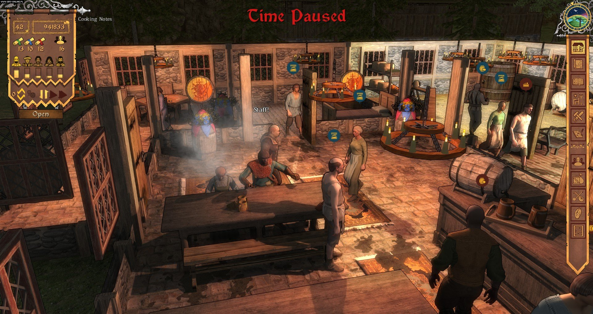 Crossroads Inn PC Gry Screen 9/17, Kraken Unleashed Studio, Klabater