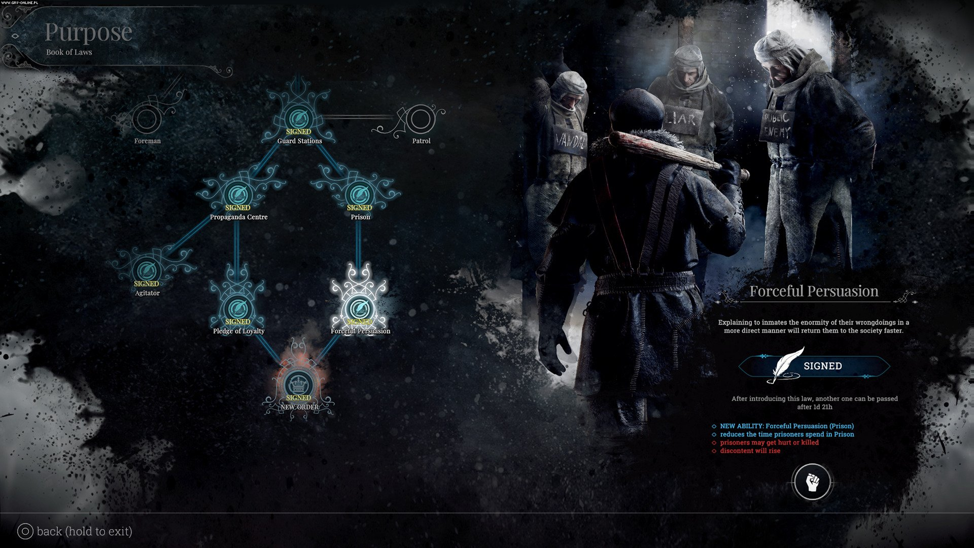 Frostpunk PS4, XONE Gry Screen 5/42, 11 bit studios