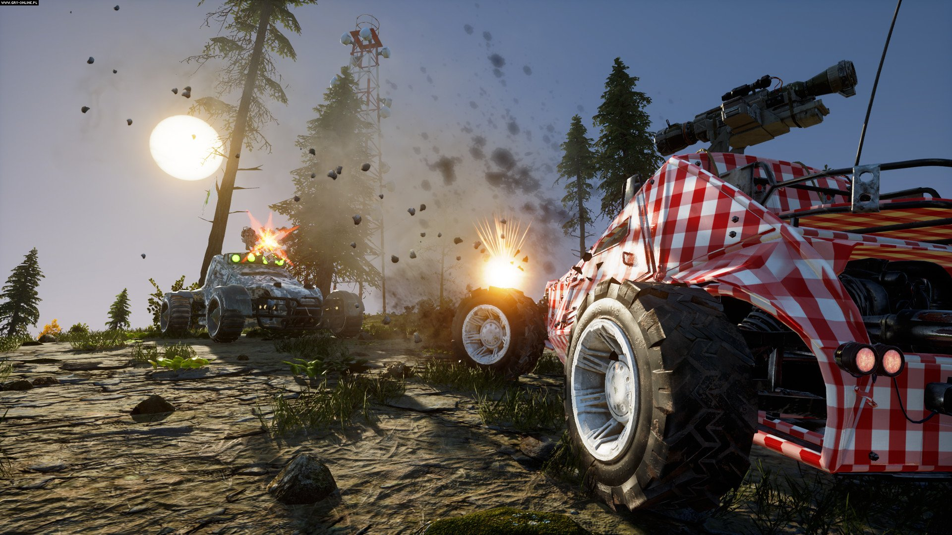 notmycar PC Gry Screen 9/12, NMC Studios, Skybound Games