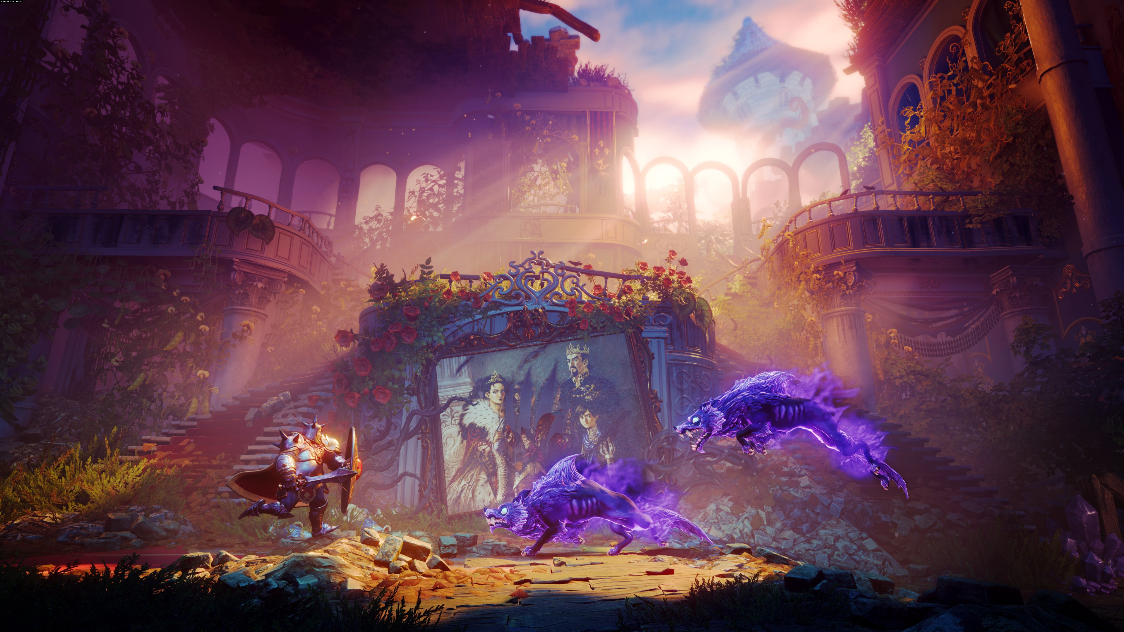 Trine 4: The Nightmare Prince PC, PS4, XONE, Switch Gry Screen 36/45, Frozenbyte, Modus Games