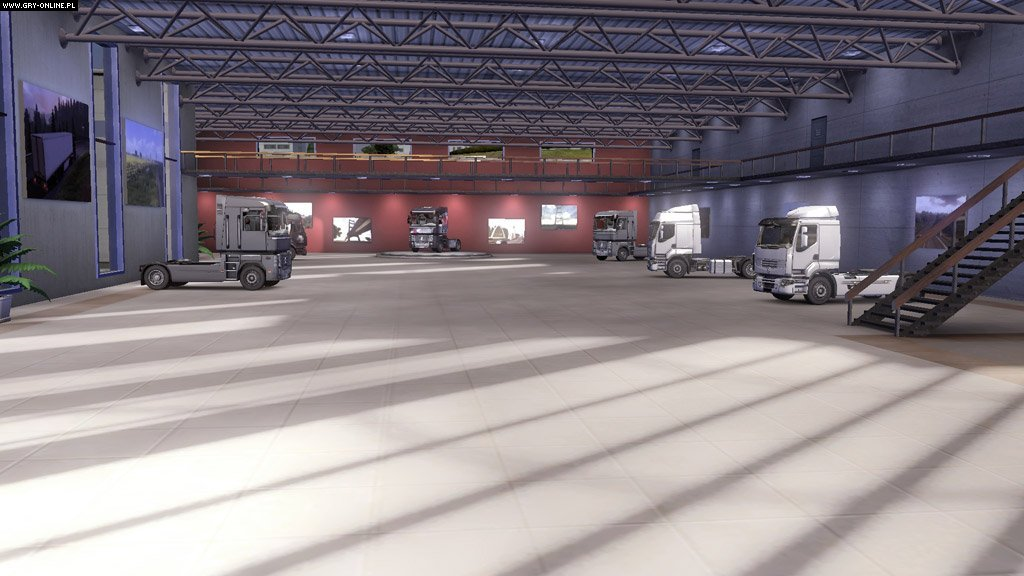 Euro Truck Simulator 2 PC Gry Screen 19/131, SCS Software, Rondomedia