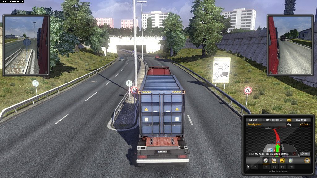 Euro Truck Simulator 2 PC Gry Screen 11/131, SCS Software, Rondomedia