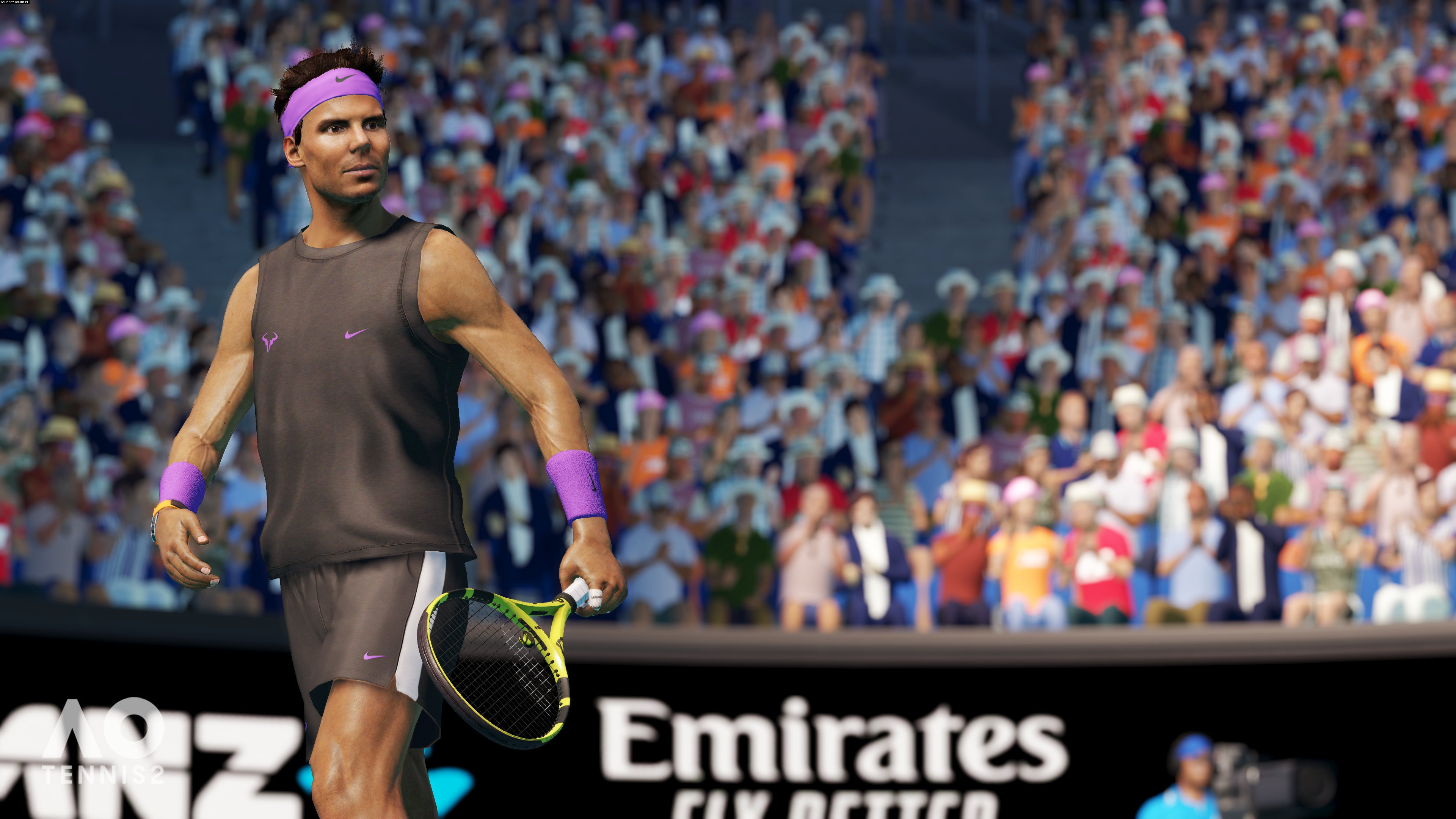 AO Tennis 2 PC, PS4, XONE, Switch Gry Screen 4/9, Big Ant Studios, Bigben Interactive