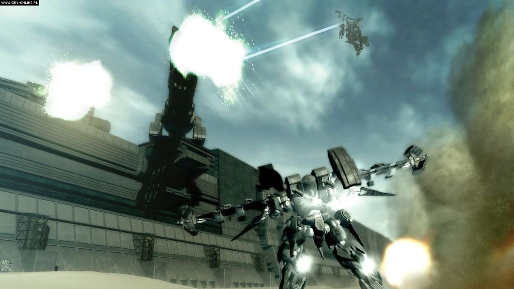 Armored Core: for Answer X360 Gry Screen 1/19, FromSoftware, Ubisoft