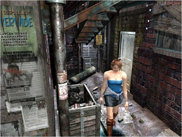 Resident Evil 3: Nemesis PC, PS3, PSP, PSV Gry Screen 4/15, Capcom