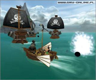 Hugo: CannonCruise PS2 Gry Screen 2/7, ITE Media APS