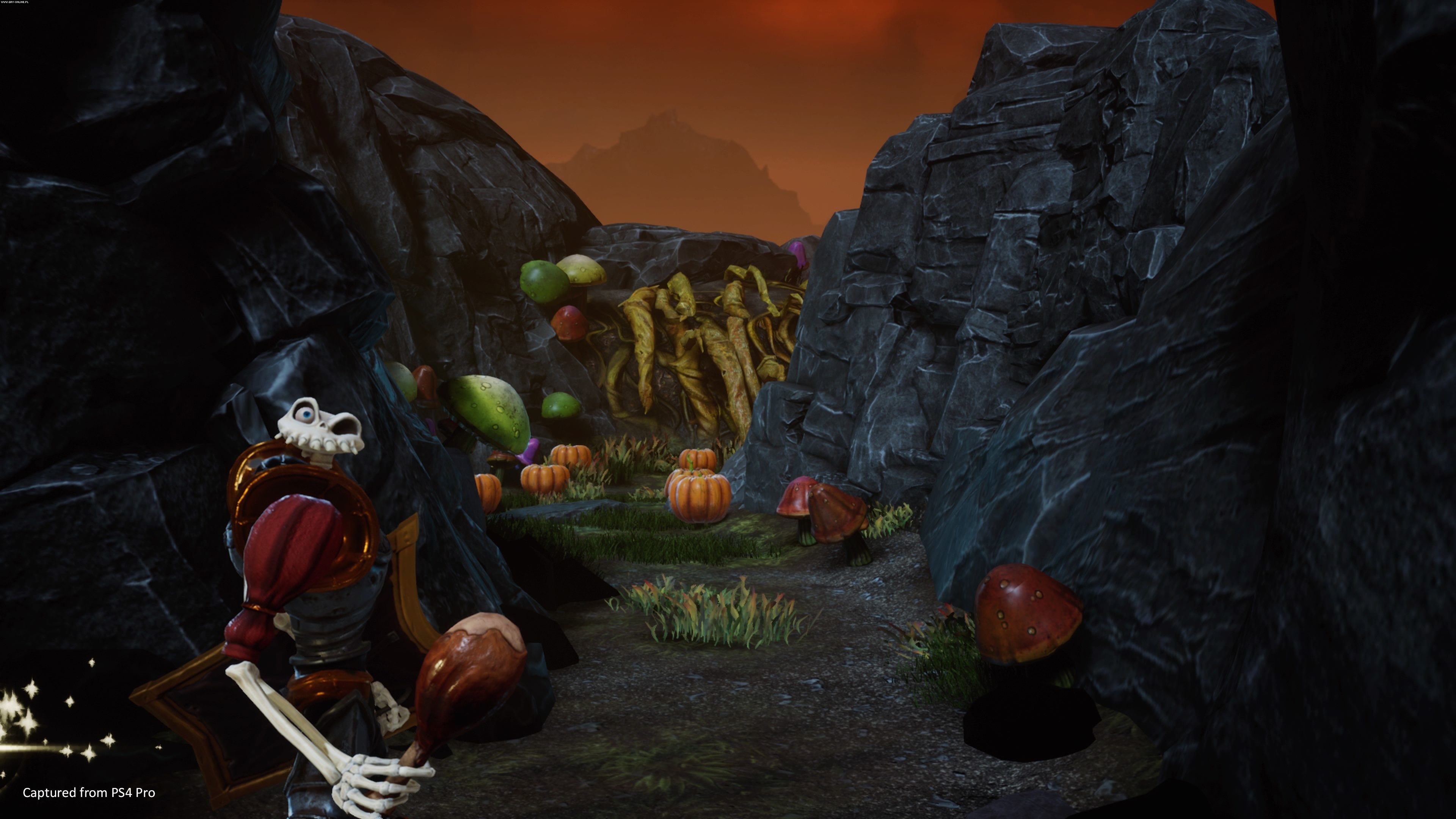 MediEvil PS4 Gry Screen 7/21, Other Ocean Interactive, Sony Interactive Entertainment