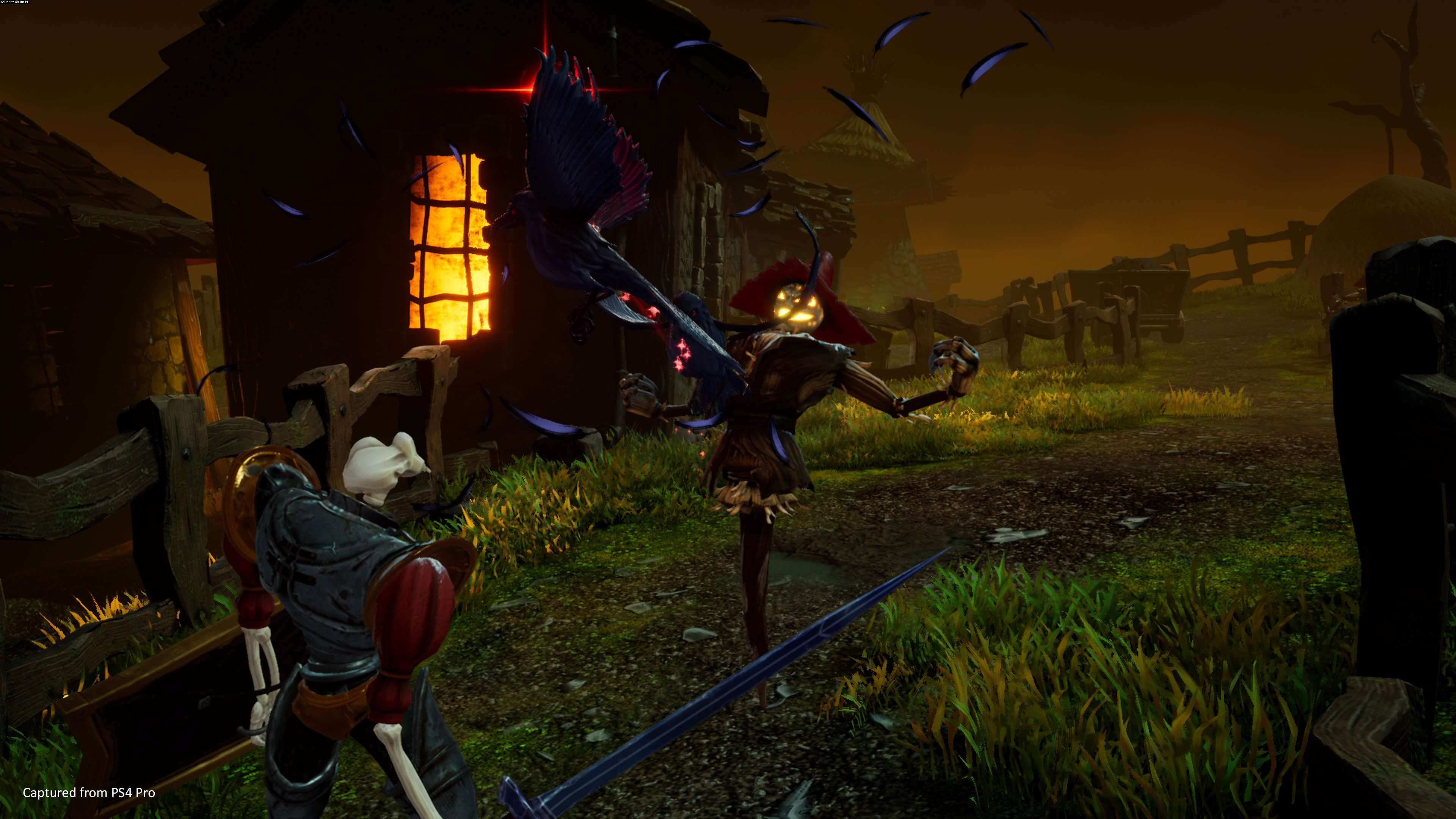 MediEvil PS4 Gry Screen 6/21, Other Ocean Interactive, Sony Interactive Entertainment