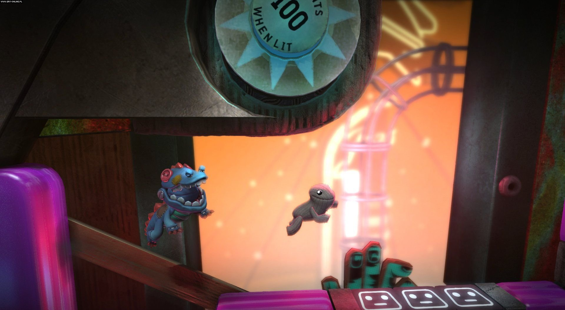 LittleBigPlanet 3 PS3, PS4 Gry Screen 7/37, Sumo Digital, Sony Interactive Entertainment
