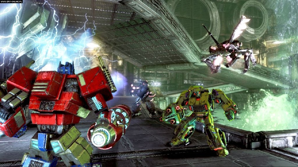 Transformers: Upadek Cybertronu PC, X360, PS3 Gry Screen 11/136, High Moon Studios, Activision Blizzard