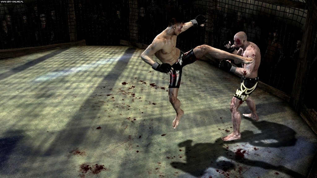 Supremacy MMA PS3 Gry Screen 59/76, Kung Fu Factory, 505 Games