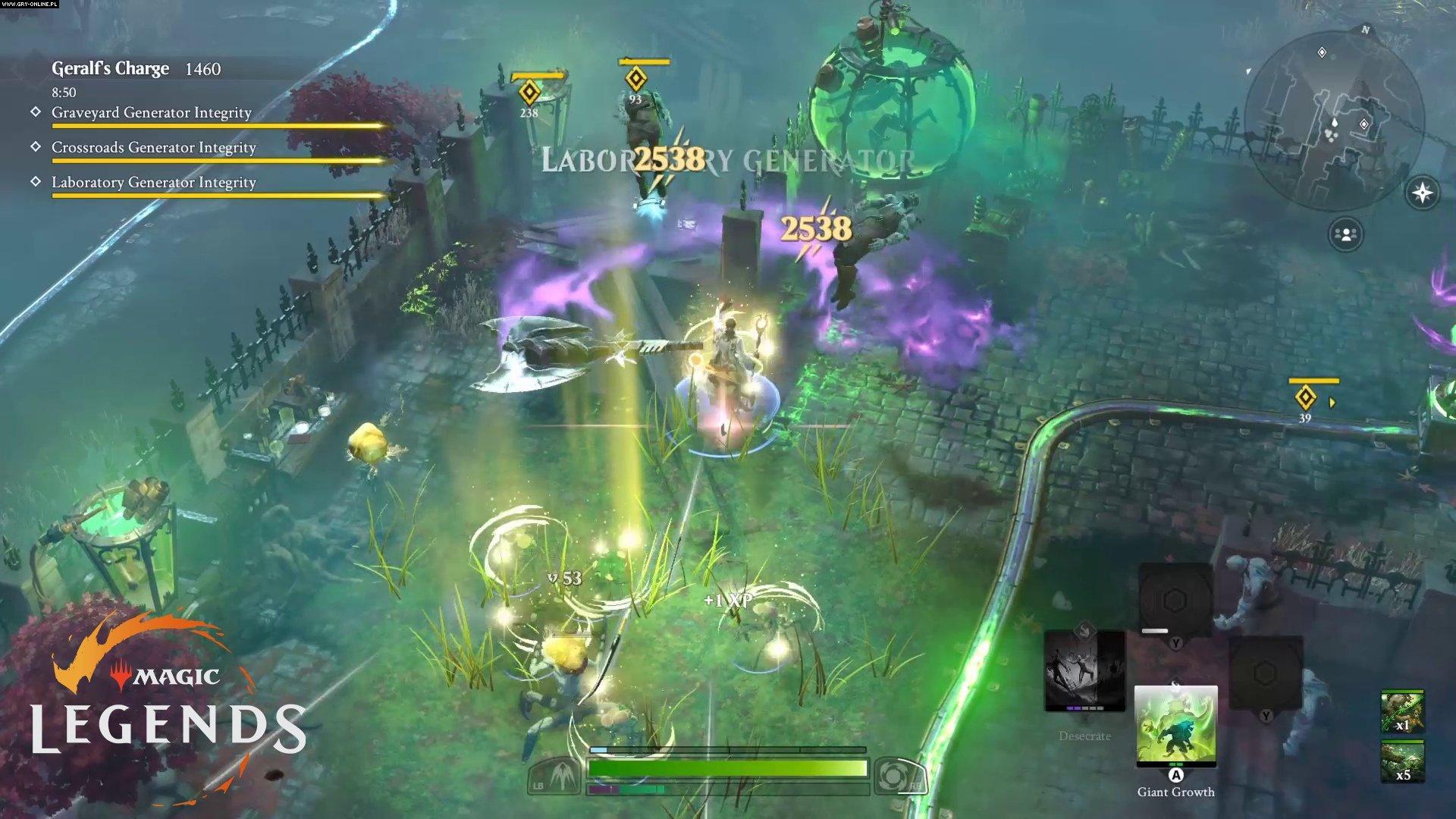 Magic: Legends free download