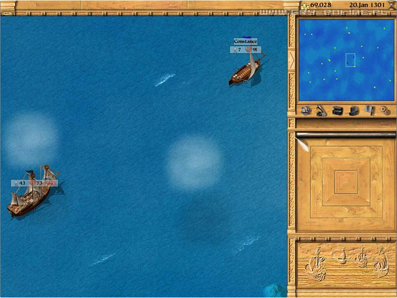Patrician III: Rise of the Hanse PC Gry Screen 3/17, Ascaron Software
