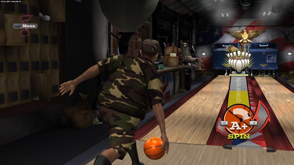 High Velocity Bowling PS3 Gry Screen 3/10, Sony Interactive Entertainment