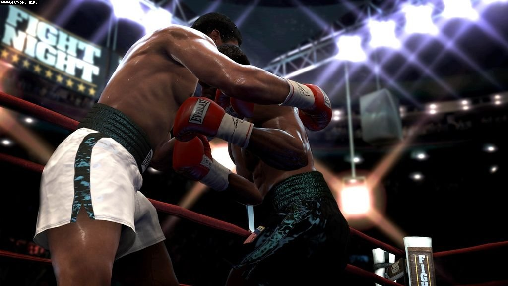 Fight Night Round 4 X360 Gry Screen 120/164, EA Sports, Electronic Arts Inc.