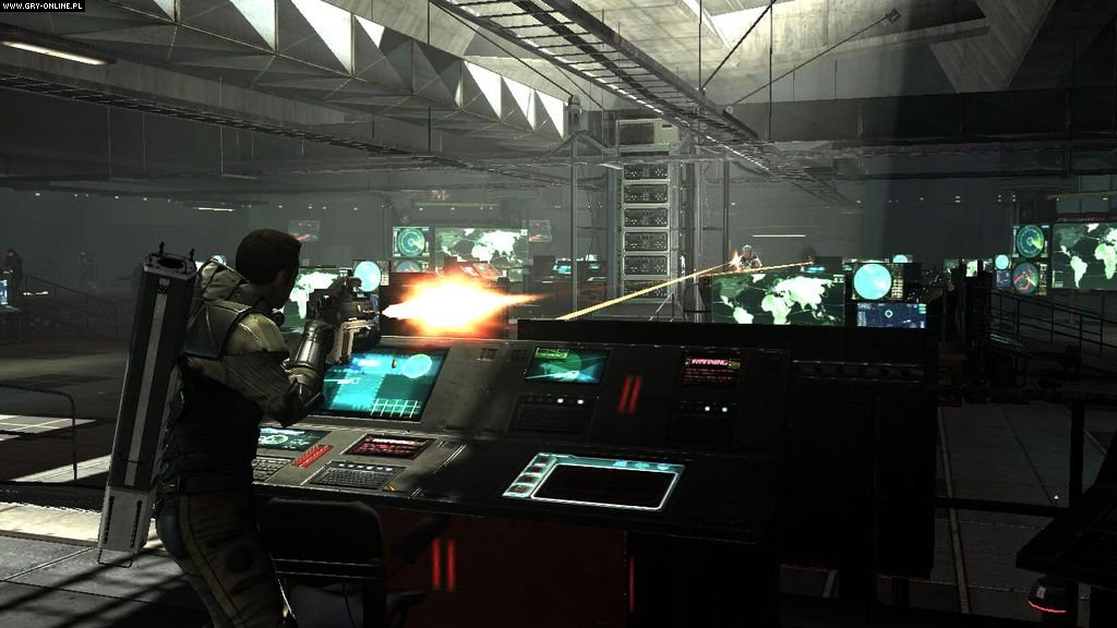 Front Mission Evolved PC Gry Screen 10/65, Double Helix, Square-Enix / Eidos