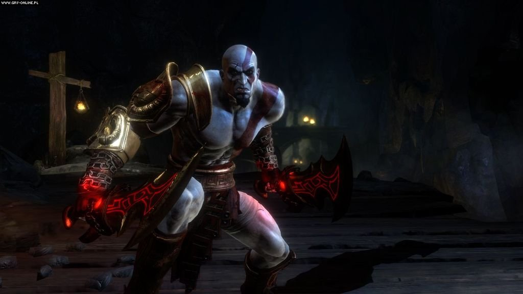 God of War III PS3 Gry Screen 55/63, Sony Interactive Entertainment