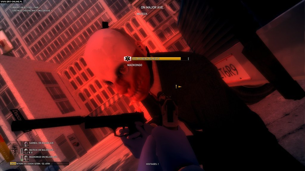 PayDay: The Heist PC, PS3 Gry Screen 15/70, OVERKILL Software, Daybreak Game Company / Sony Online Entertainment