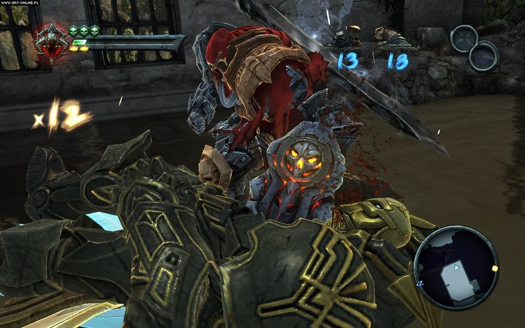 Darksiders PC Gry Screen 57/175, Vigil Games, THQ Inc.