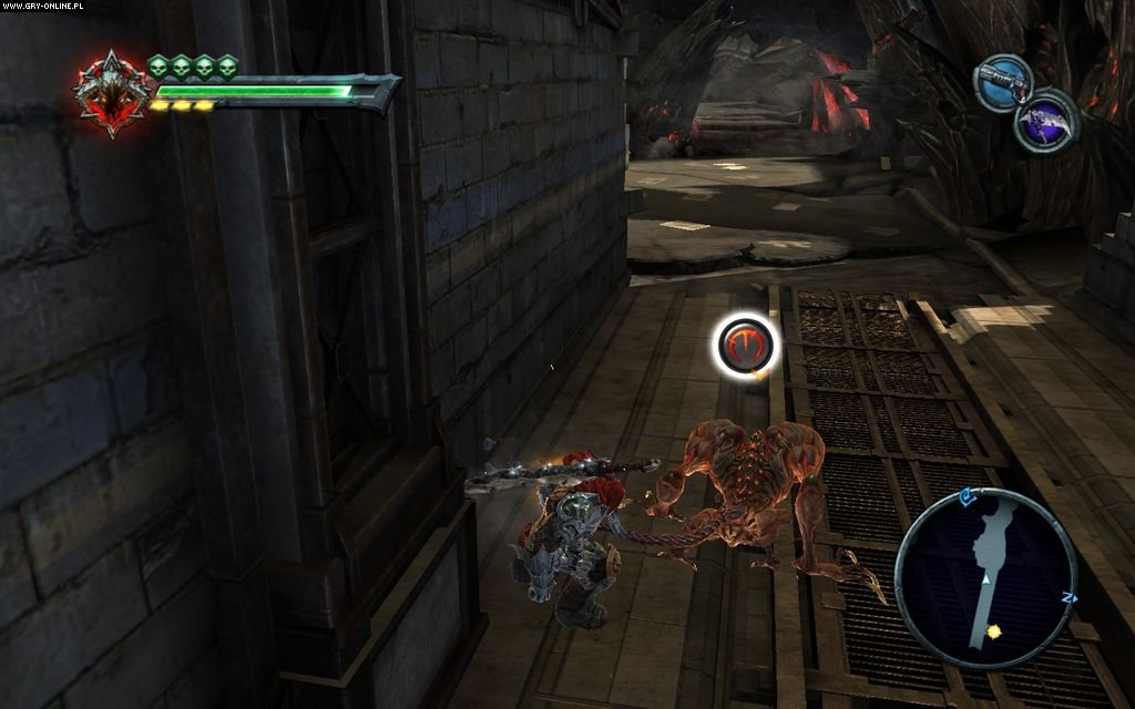 Darksiders PC Gry Screen 29/175, Vigil Games, THQ Inc.