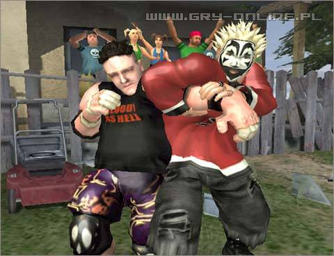Galeria screenów z gry Backyard Wrestling 2: There Goes ...